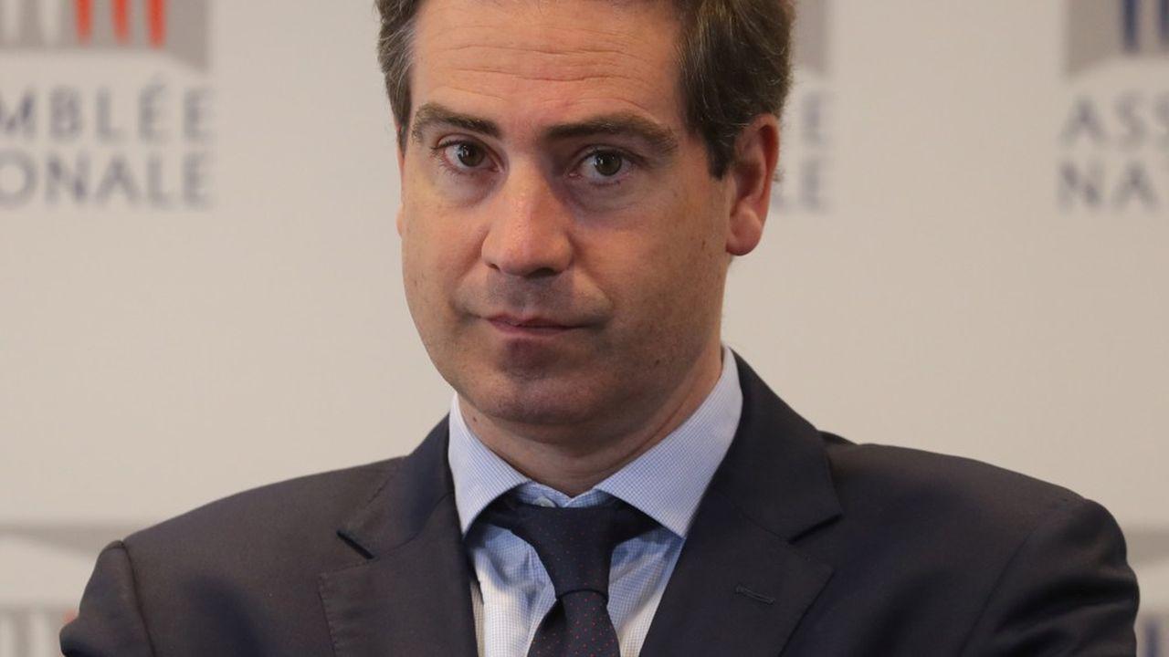 Olivier Becht préside le nouveau groupe «Agir Ensemble».