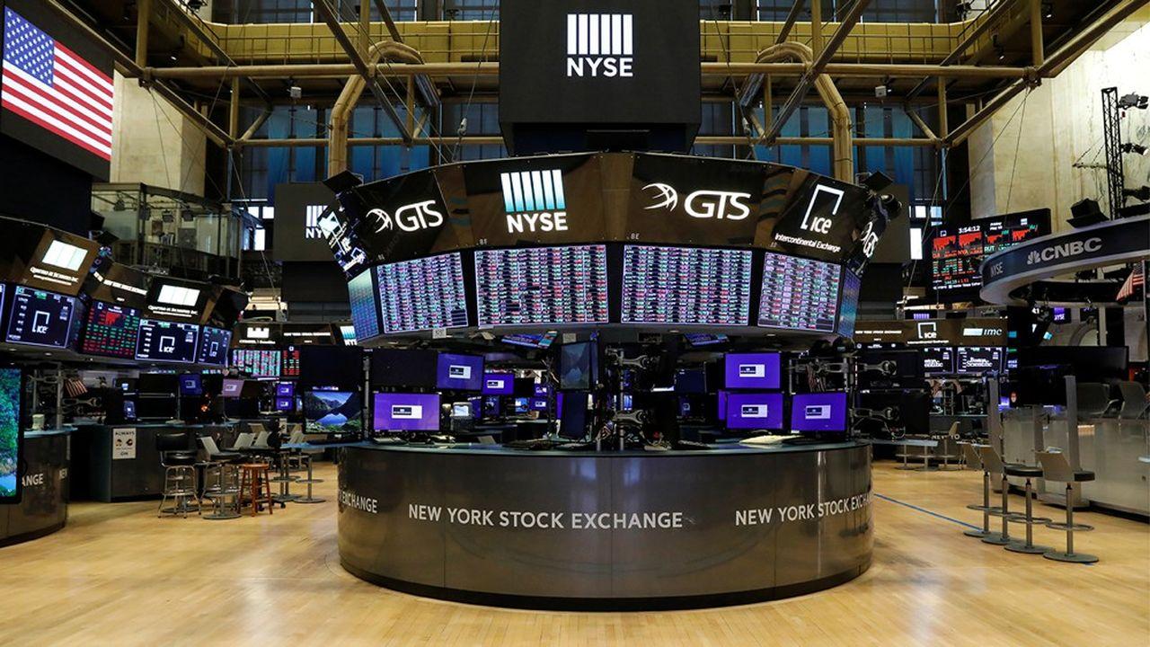 Le parquet du New York Stock Exchange (NYSE) va rouvrir après deux mois de fermeture