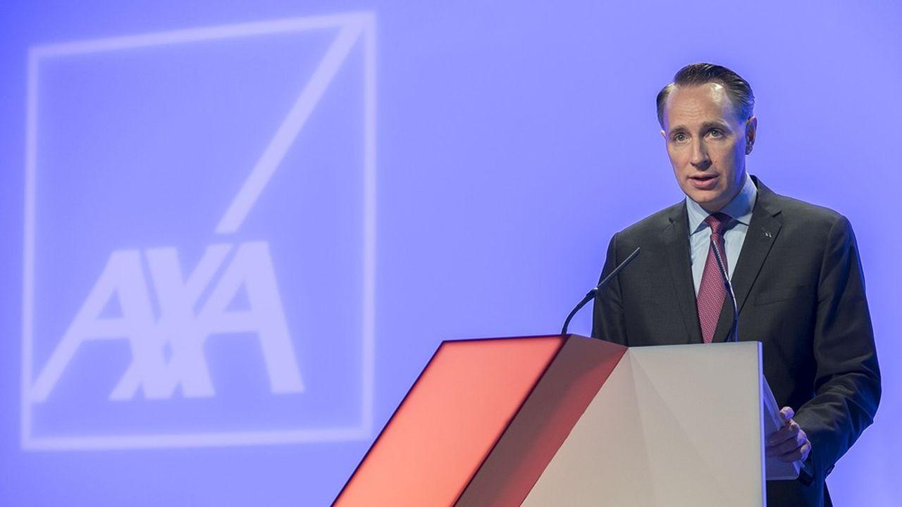 Le patron d'Axa Thomas Buberl a assuré mardi que son groupe était prêt à indemniser substantiellement les entreprises dont les contrats sont ambigus