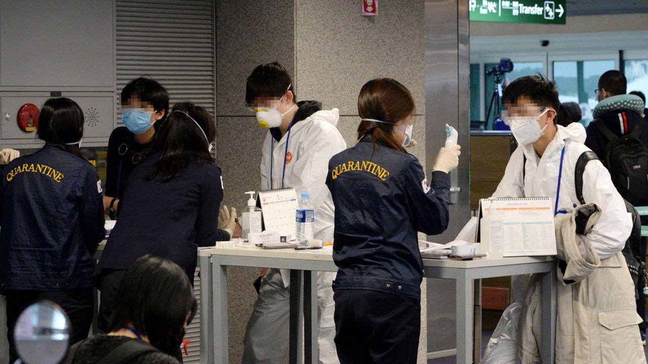 Séoul voudrait exporter une véritable caisse à outils qui comprendraitson système d'enquête épidémiologique et deux applications pour smartphones