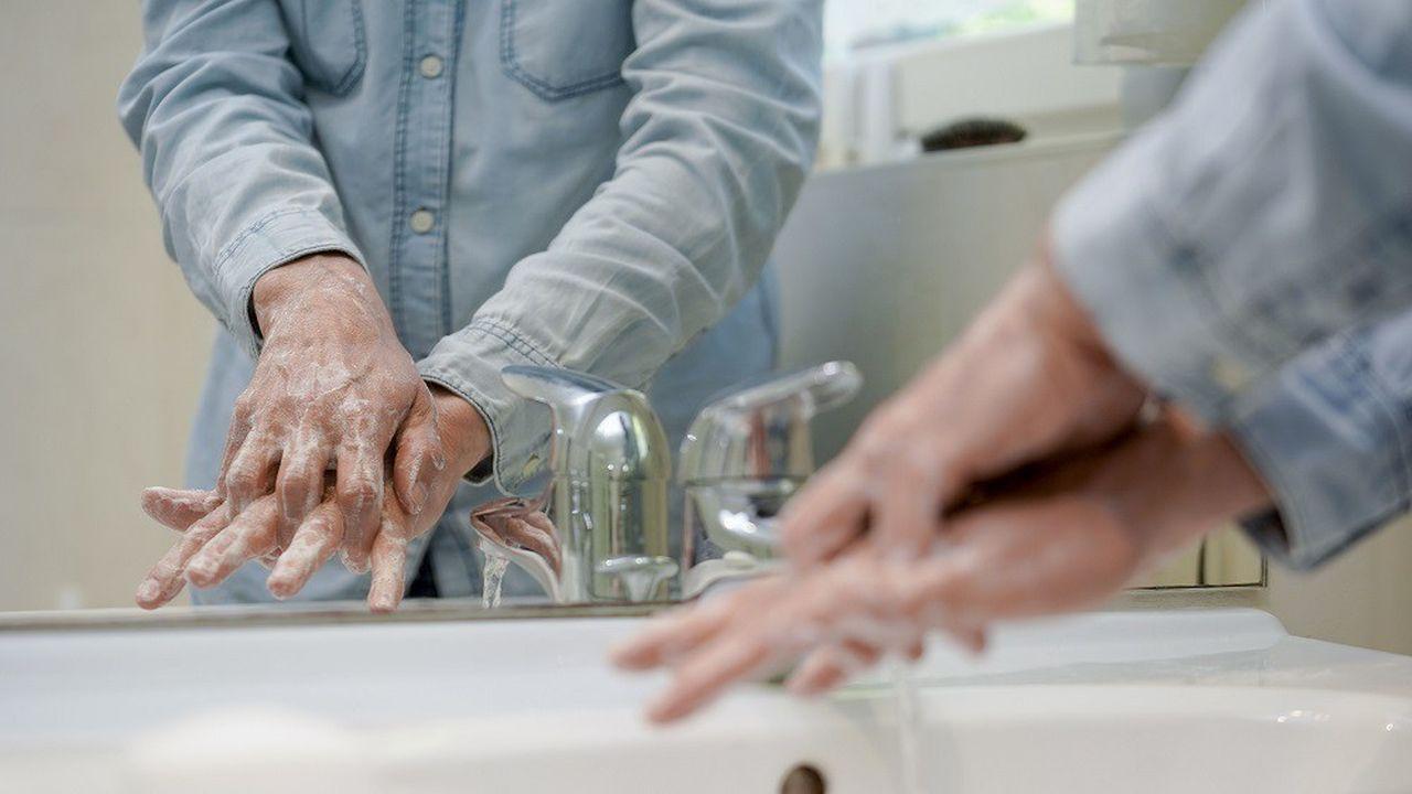 Le lavage régulier des mains a permis de stopper aussi l'épidémie de grippe.