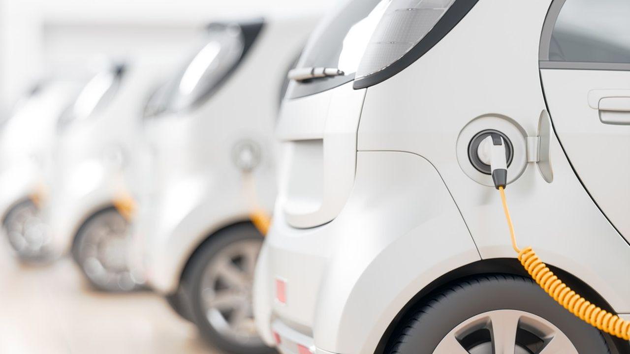 Les voitures à batteries (100% et hybrides rechargeables) ont représenté 39.000ventes sur les quatre premiers mois de 2020, soit 9,6% du marché.