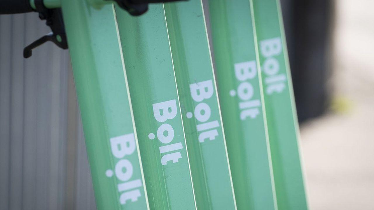 Bolt propose ses services de VTC dans plus de 150 villes en Europe et en Afrique.