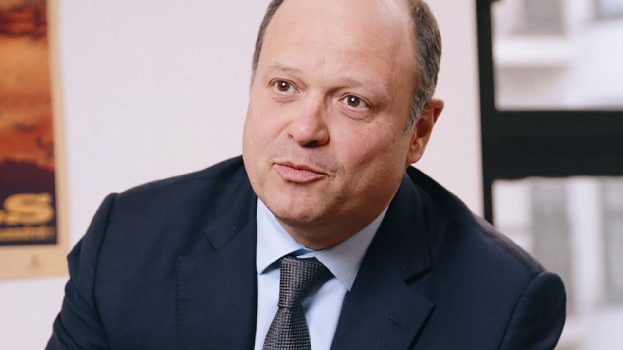 Lionel Suchet, directeur général délégué du CNES depuis 2017, plaide pour la poursuite de la coopération internationale dans l'espace.