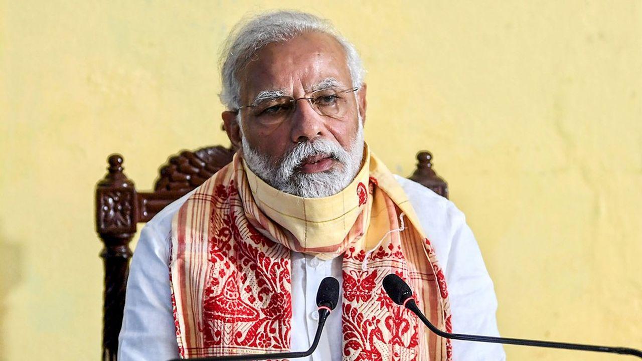 Le 12mai, lors d'une adresse à la Nation, Narendra Modi le premier ministre a rappelé l'importance des investissements étrangers pour l'économie indienne.