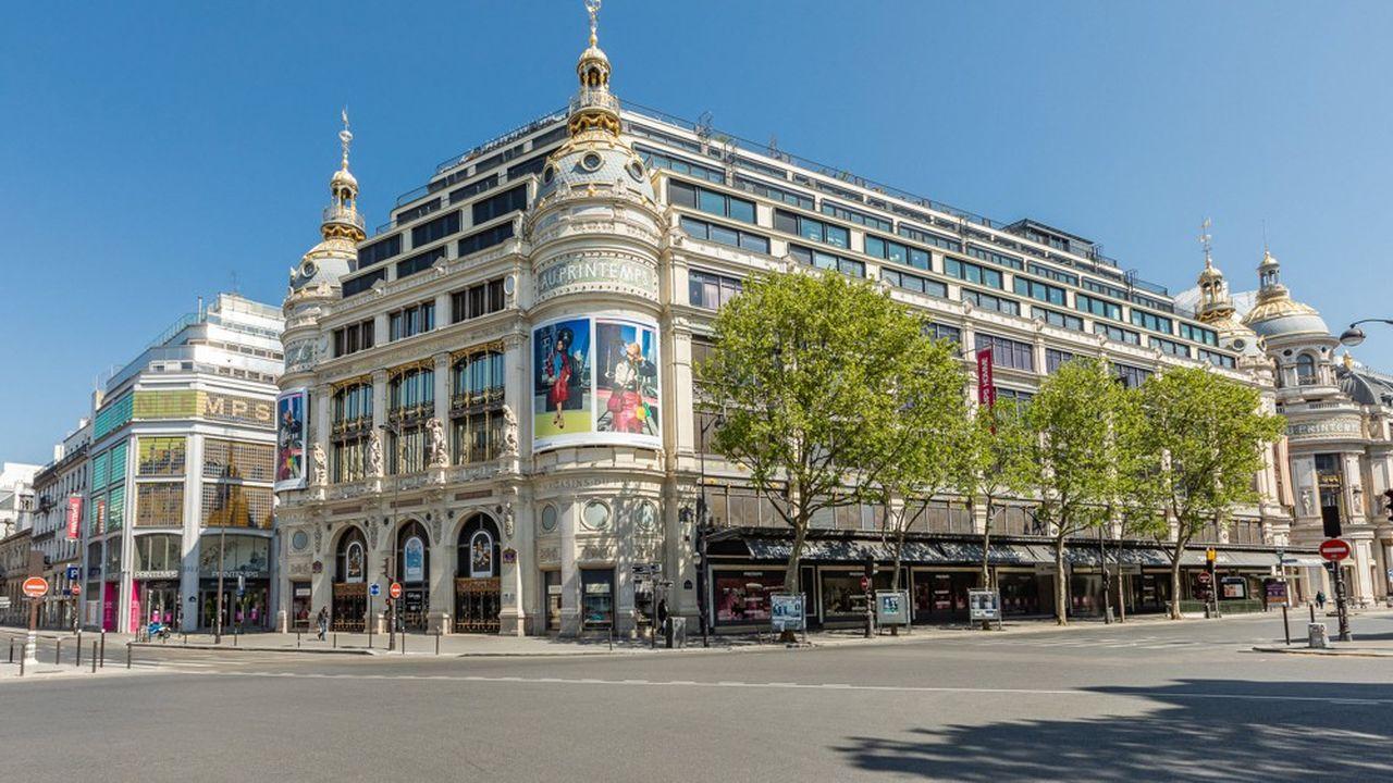 Le tribunal administratif a suspendu mardi l'arrêté de fermeture du grand magasin parisien émis par la préfecture de police mi-mai