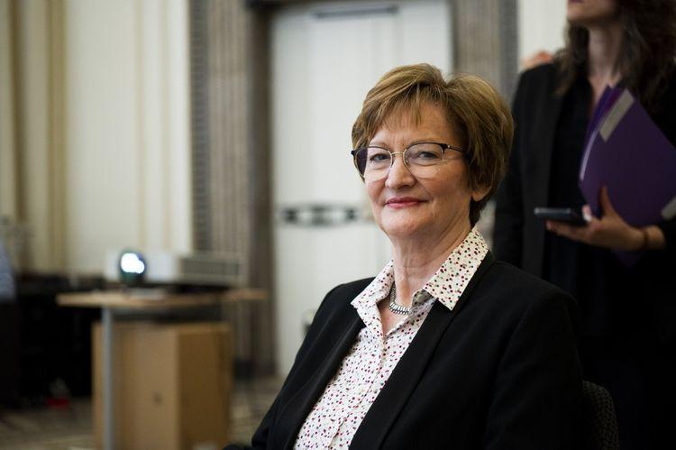Nicole Notat a été nommée coordinatrice du «Ségur de la Santé».
