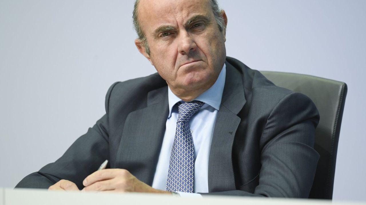 Les craintes d'éclatement de la zone euro risquent de ressurgir avec l'explosion de l'endettement public dans la plupart des pays pour faire face à l'impact du coronavirus, a mis en garde Luis de Guindos, le vice-président de la BCE.