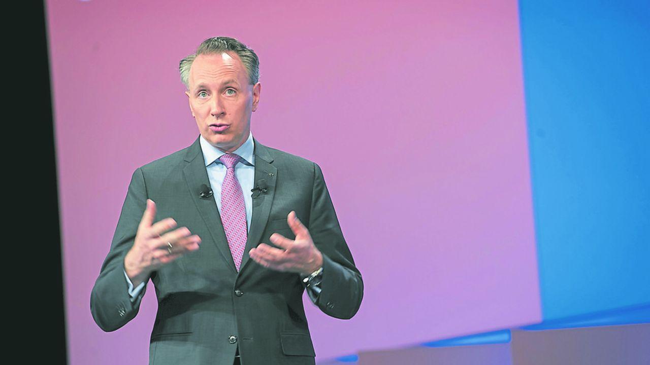 Mardi, le patron d'AXA, Thomas Buberl, a assuré que son groupe cherchait à indemniser les entreprises dont les contrats d'assurance sont ambigus.