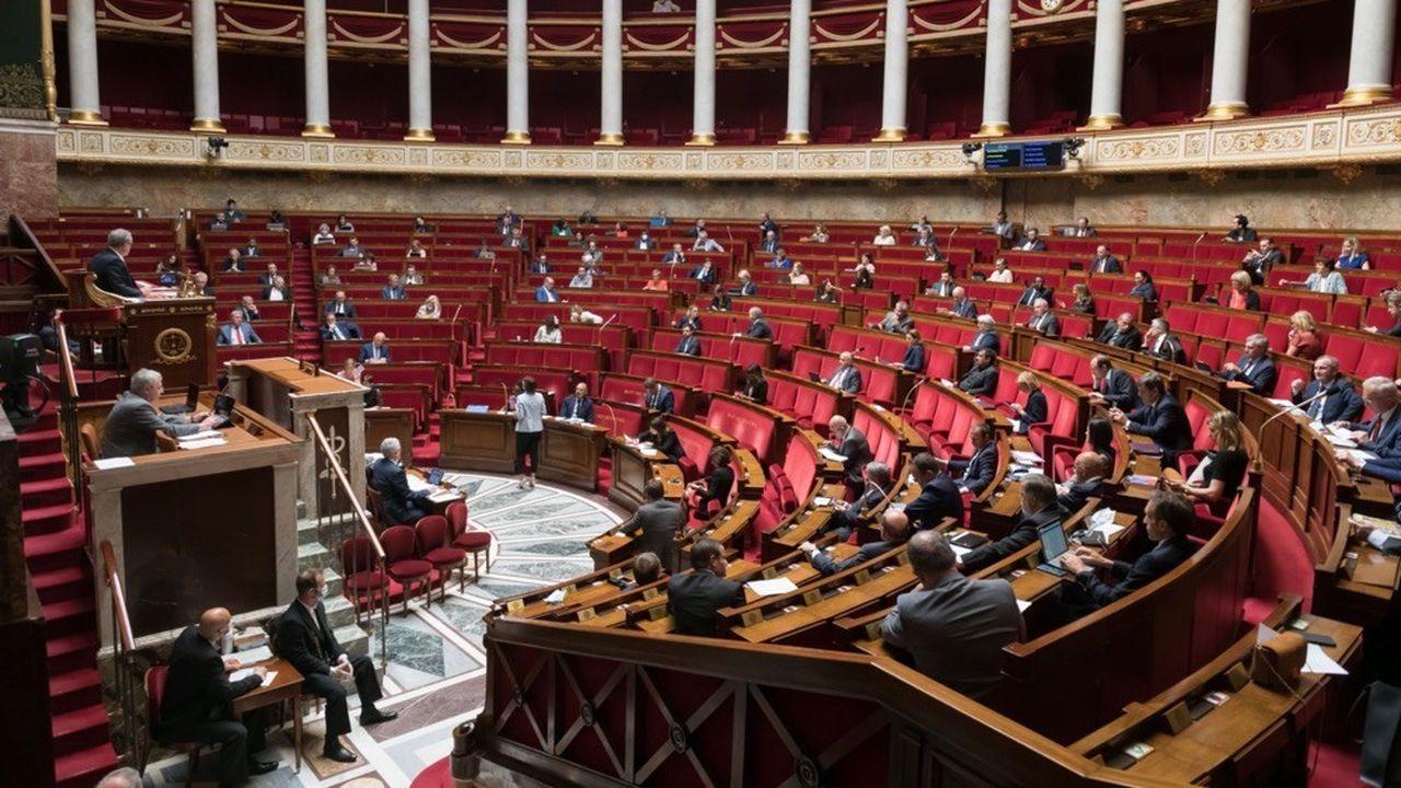 Le vote à l'Assemblée nationale a eu lieu à main levée.