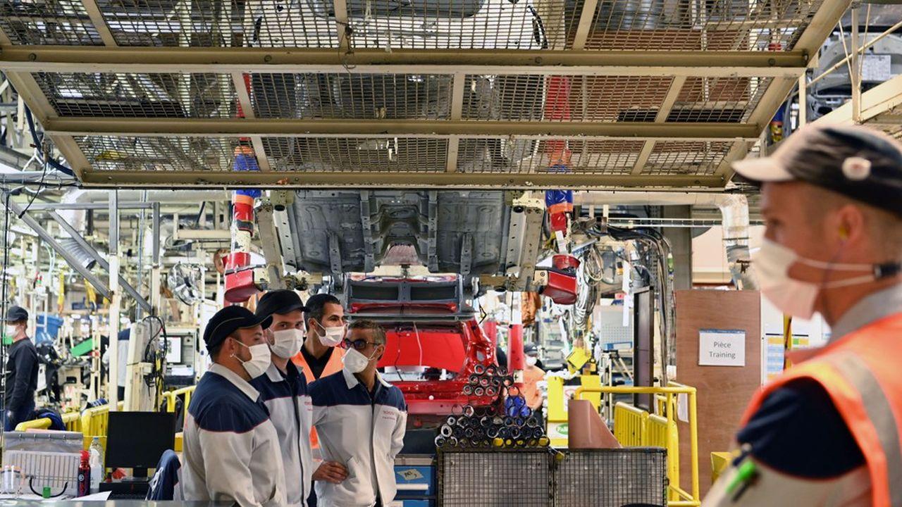 Le ministère du Travail prépare un plan de soutien à l'emploi permettant de prendre le relais du chômage partiel.