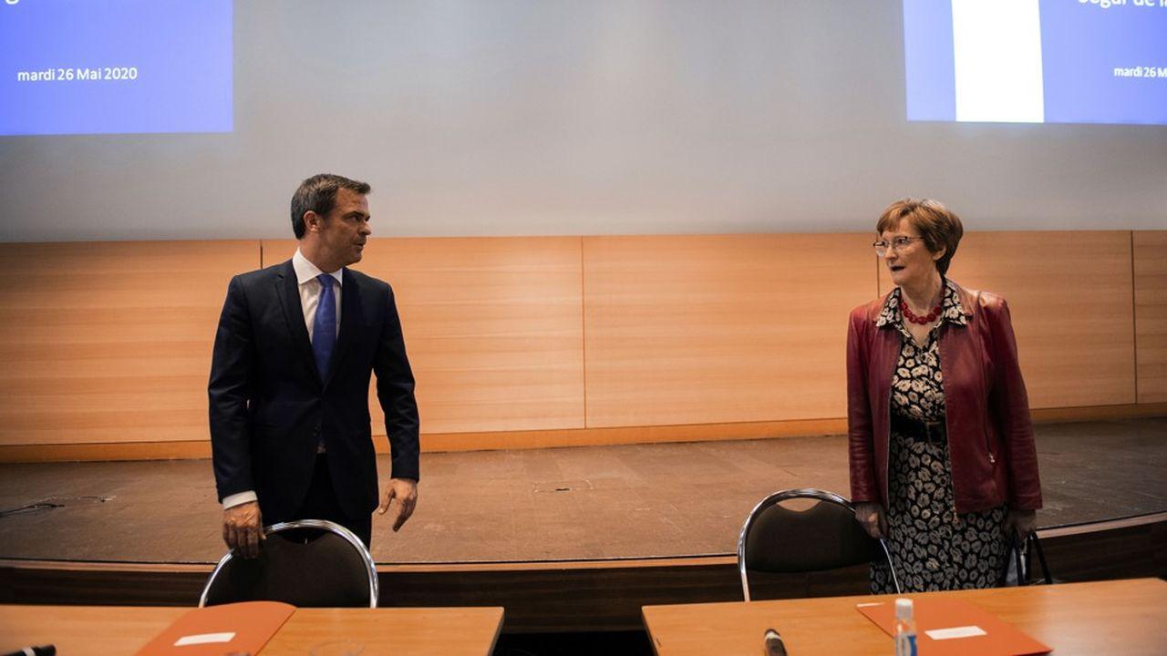 Le ministre de la Santé, Olivier Véran, a installé ce mardi le «comité Ségur national», animé par Nicole Notat, puis le groupe de travail «carrières et rémunérations».