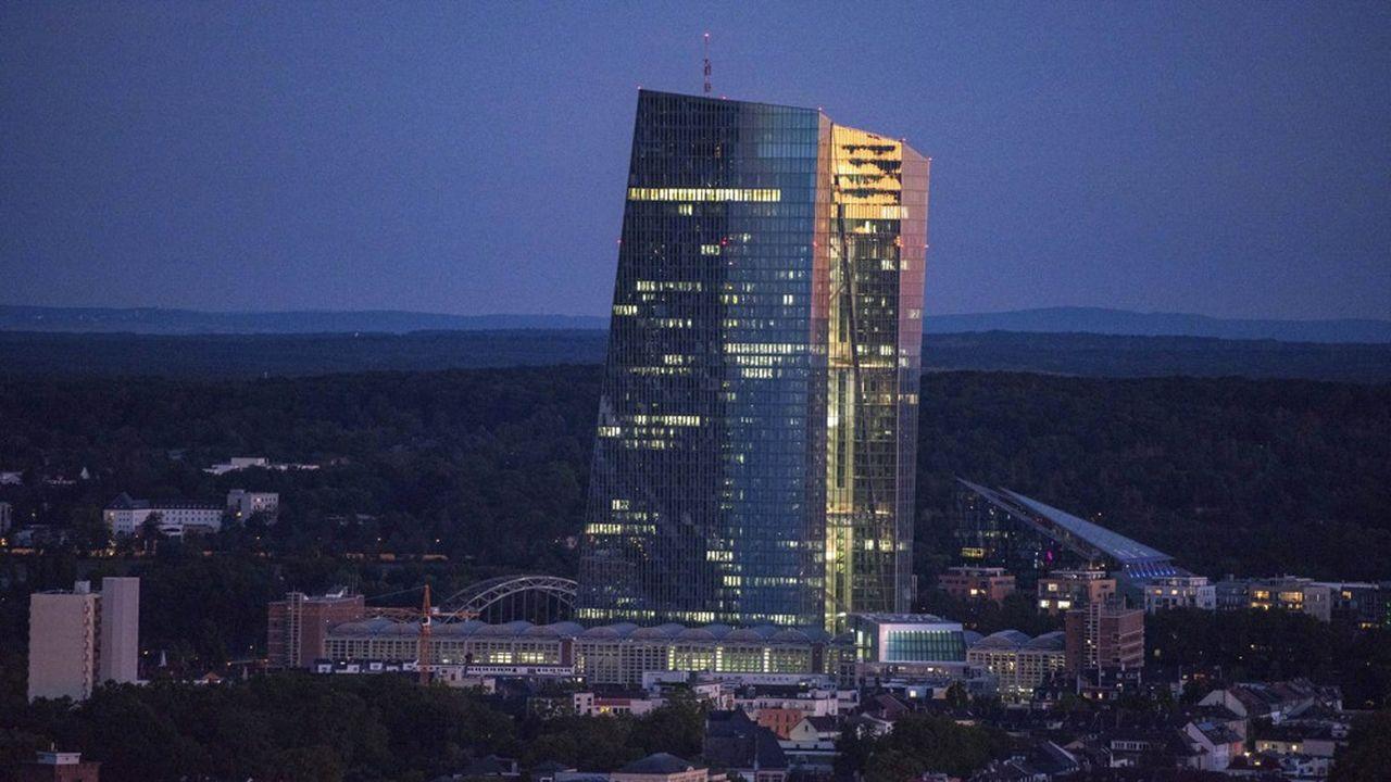 Même si la situation est peu probable, la BCE se prépare à une possible sortie de la Bundesbank de ses programmes d'achats.