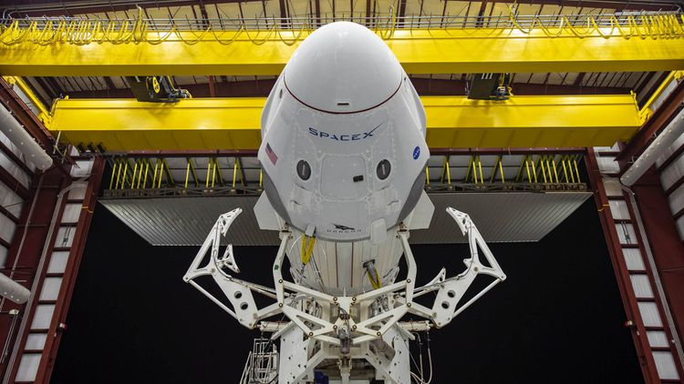 SpaceX a reçu 3,1 milliards de dollars de la Nasa