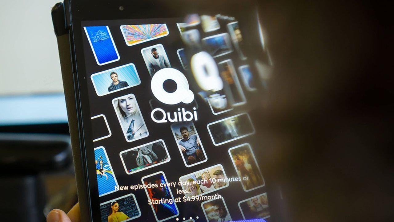 Quibi a finalement choisi de proposer une période d'essai gratuite de 90jours, alors que seules deuxsemaines étaient initialement prévues.