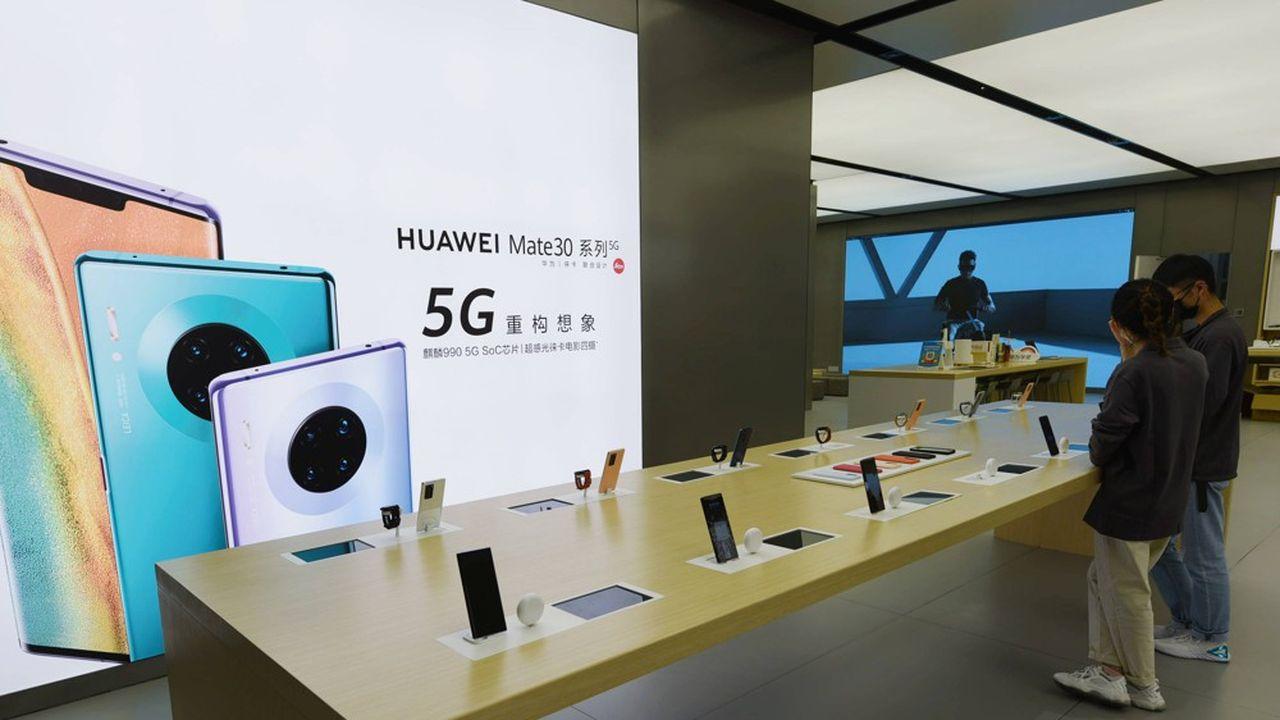 Le «Financial Times» et la «Nikkei Asian Review» ont décortiqué l'un des derniers modèles Huawei afin de voir ce qu'il avait dans le ventre.