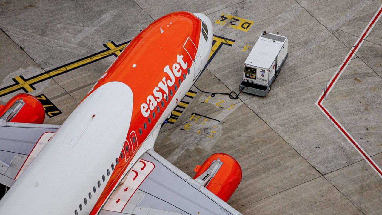 EasyJet est la deuxième compagnie aérienne en France, avec 21,8millions de passagers en 2019.