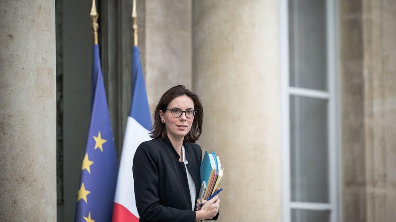 La secrétaire d'Etat appelle les pays«frugaux» à dépasser les«dogmes» et à se montrer«pragmatiques» pour trouver un compromis.