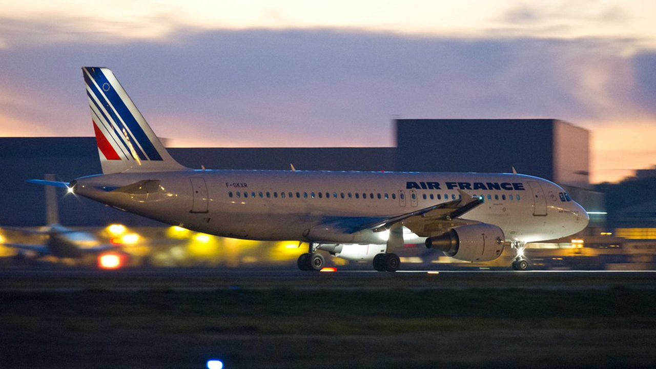 Le groupe Air France exploite le plus important réseau domestique d'Europe, avec près de 19millions de passagers transportés en 2019.