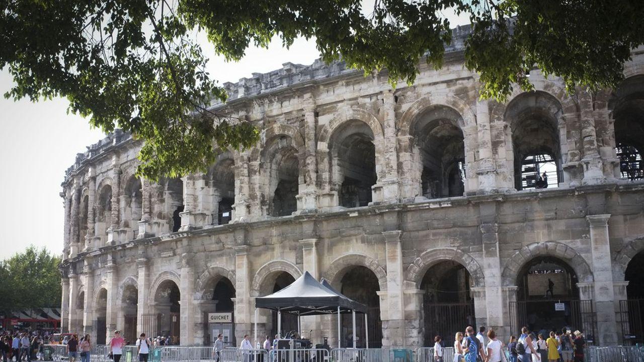 Placé au coeur du centre-ville, le monument fait 133 mètres de long et 101 mètres de large.