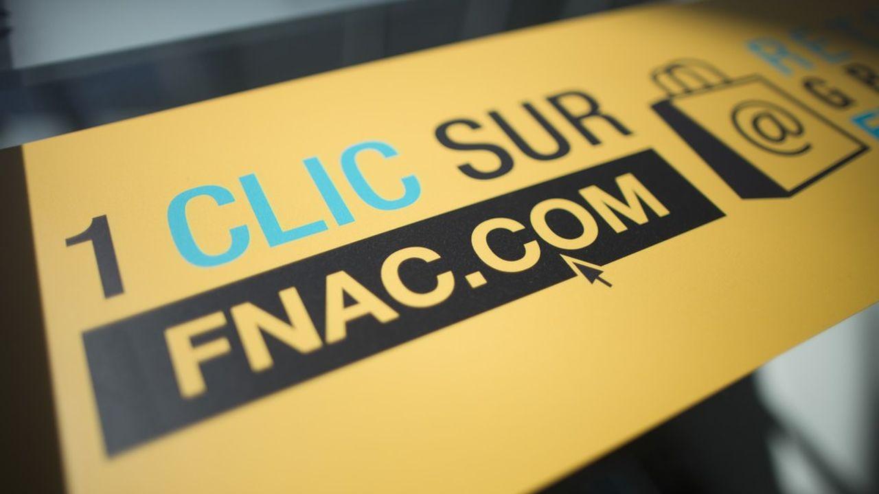 Les sites marchands des vendeurs d'électronique, comme la Fnac, ont vu leurs ventes exploser pendant le confinement.