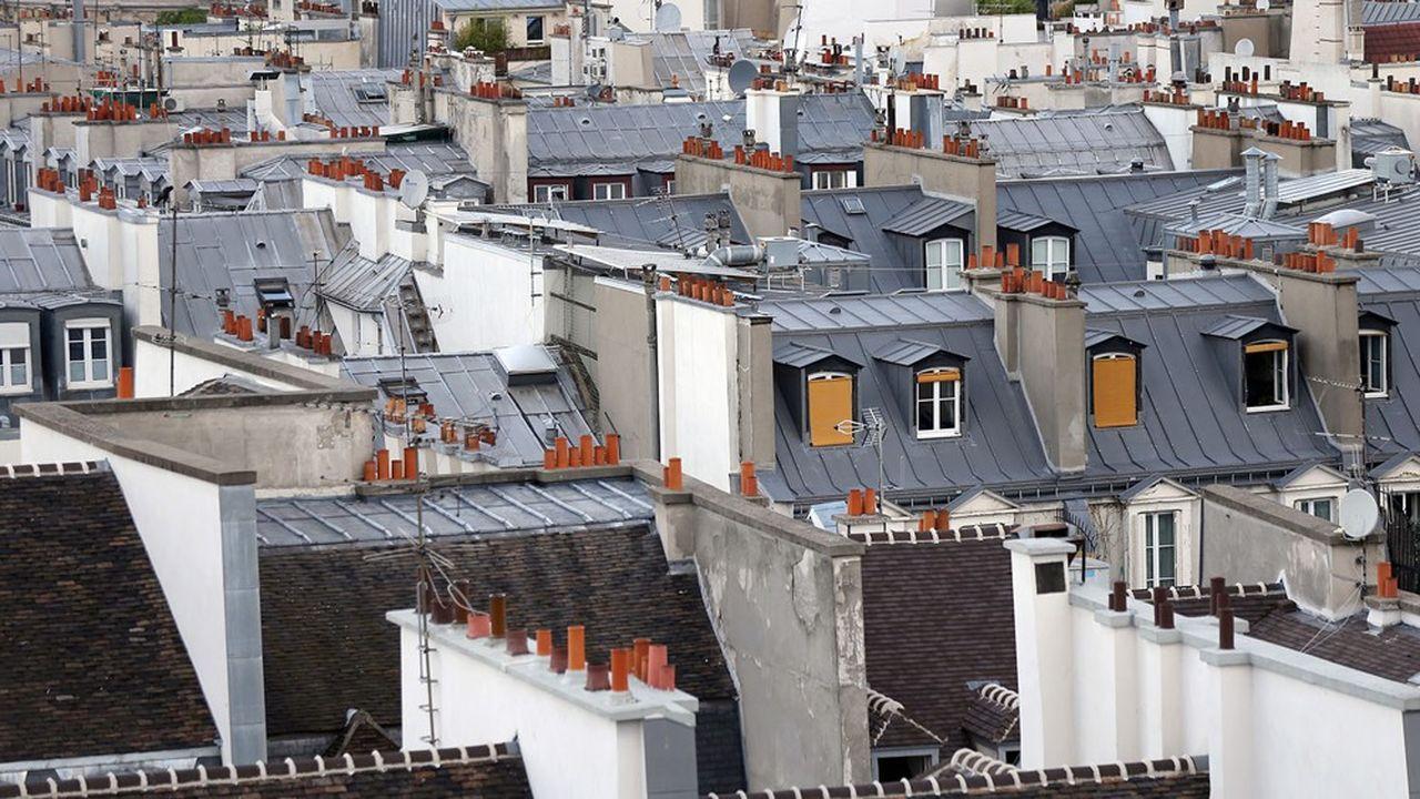 Le nombre de transactions a chuté de 22% en Ile-de-France au premier trimestre 2020 et de 23% à Paris.
