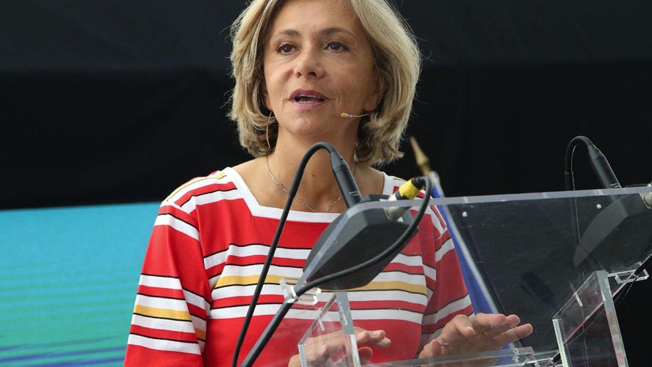 «Ce sont des dépenses qu'on veut faire dans l'année», souligne Valérie Pécresse, la présidente de la région Ile-de-France.