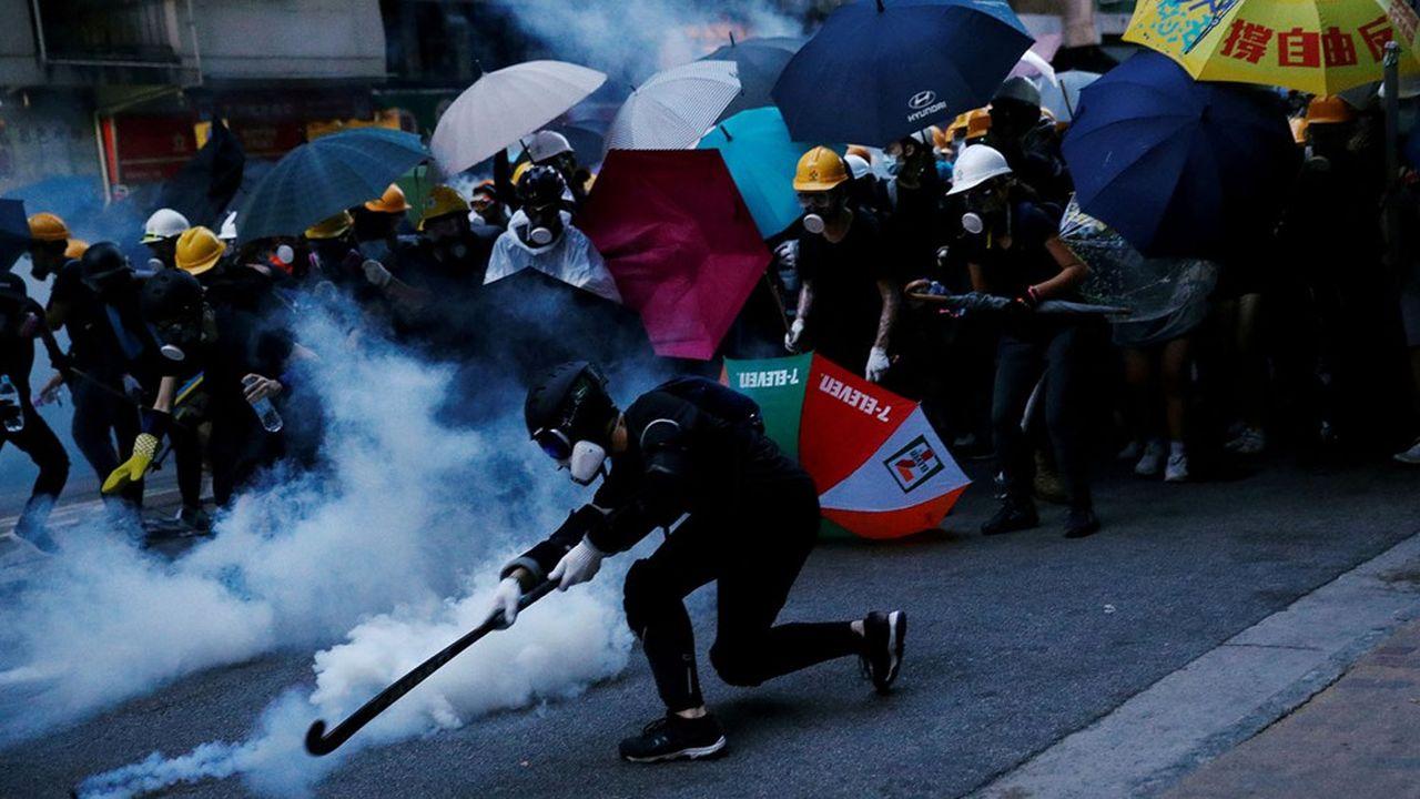 Le Parlement chinois a donné son feu vert à un projet de loi sur la sécurité nationale à Hong Kong, ce qui pourrait amener Washington à retirer le statut spécial accordé par les Etats-Unis au territoire autonome.