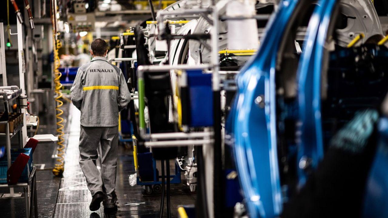 Le Président de Renault, Jean Dominique Senard, doit annoncer le plan d'économies de la firme au Losange vendredi.