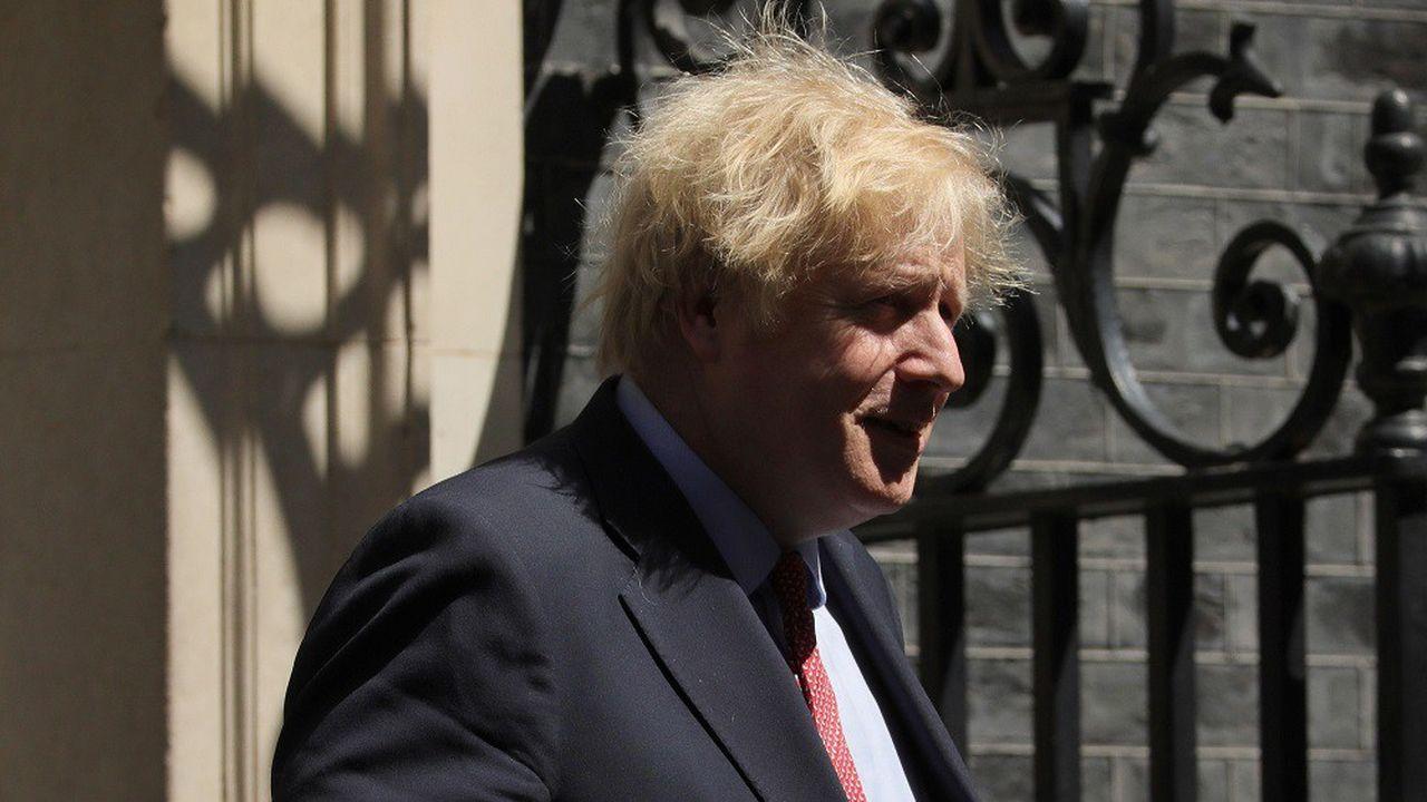 Boris Johnson a annoncé un assouplissement du confinement au Royaume-Uni.