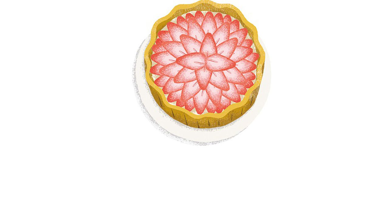 Top 5: les meilleures tartes aux fraises
