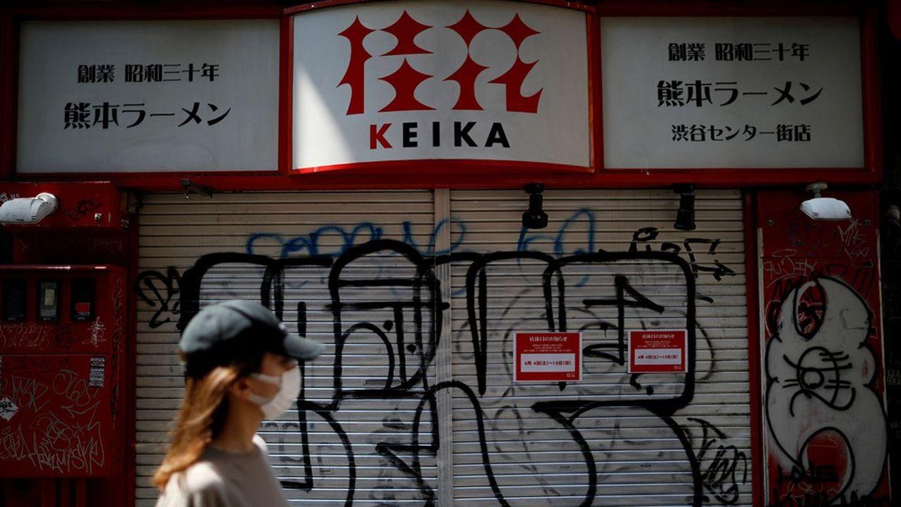 Le Japon confronté à une envolée du nombre de faillites