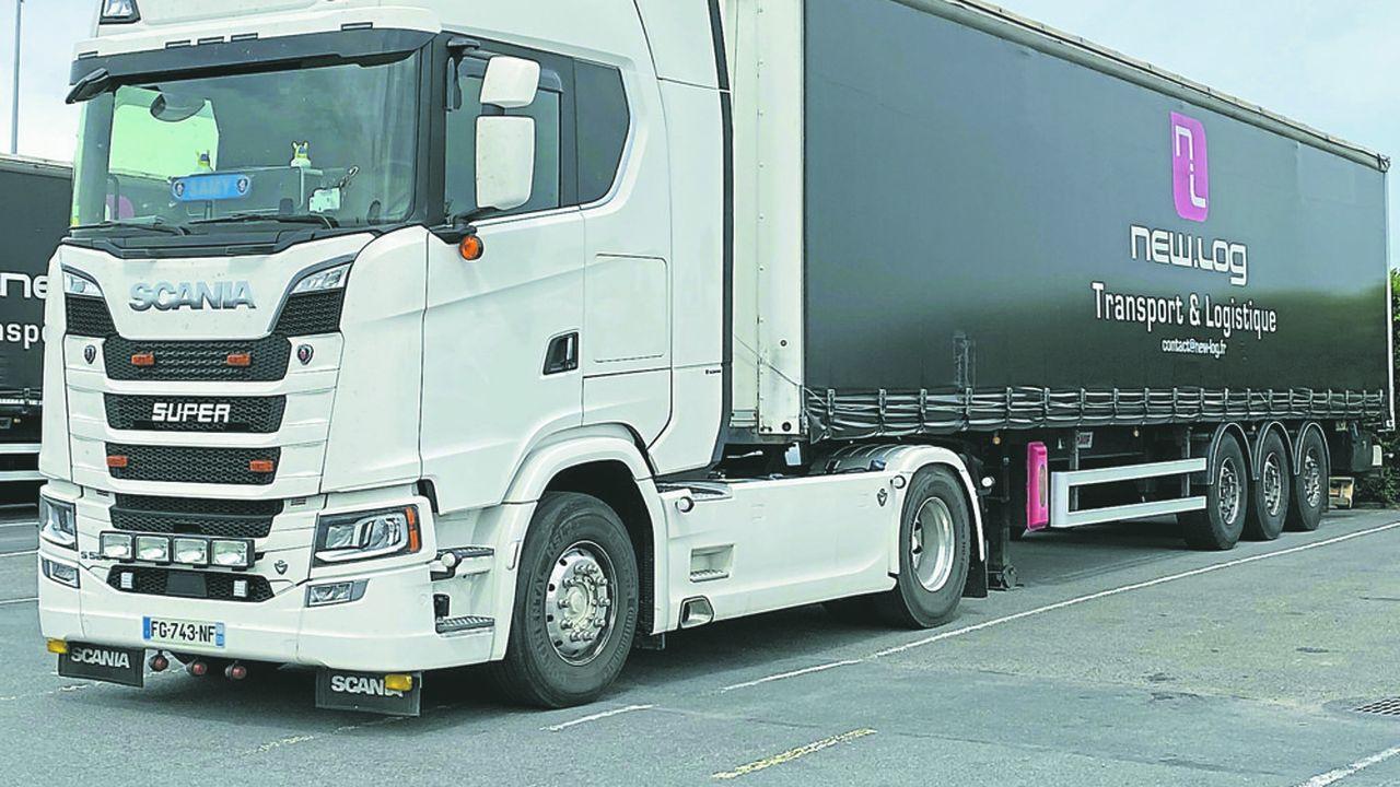 Le transporteur New Log compte faire passer 20% de ses 50 camions au biocarburant Oleo100 d'ici à la fin de l'année.