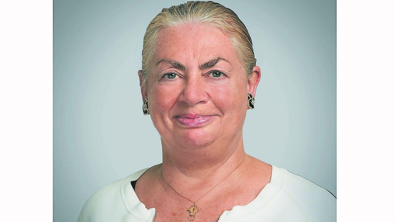Victoire de Margerie, cofondatrice du Forum mondial des matériaux, et Présidente de Rondol Industrie.
