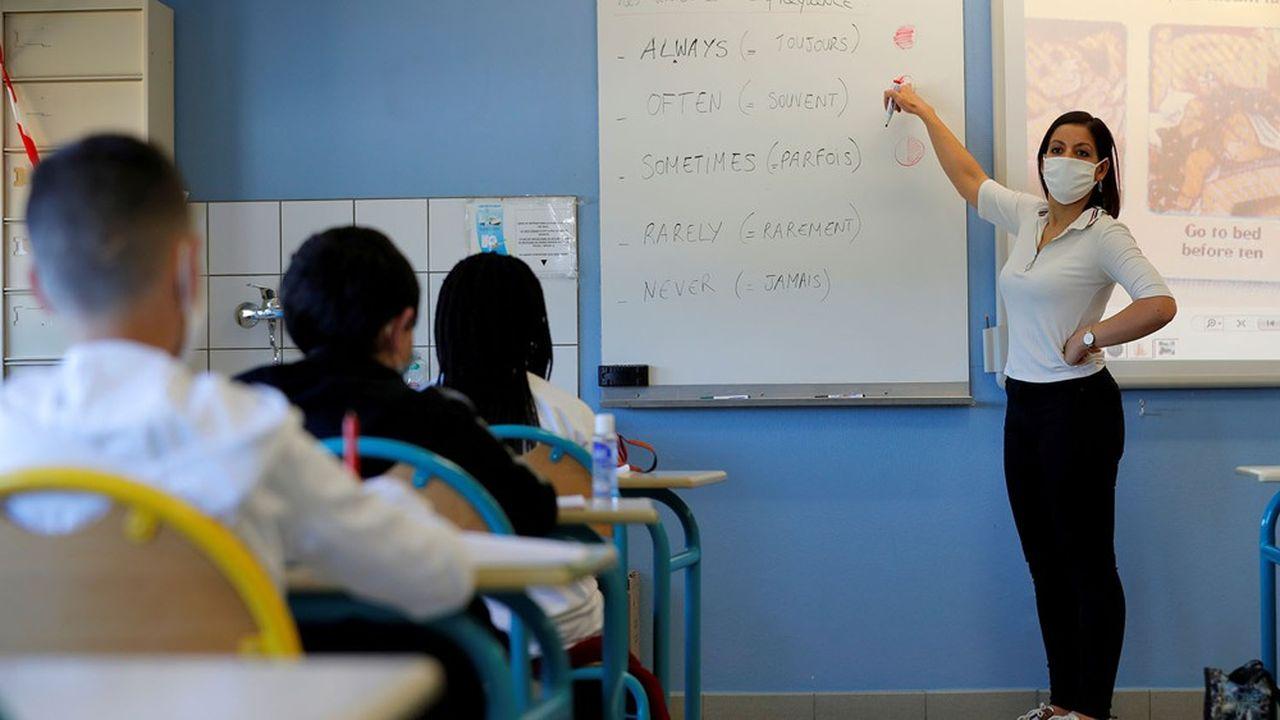 Le gouvernement a annoncé jeudi un élargissement de l'ouverture des établissements scolaires.