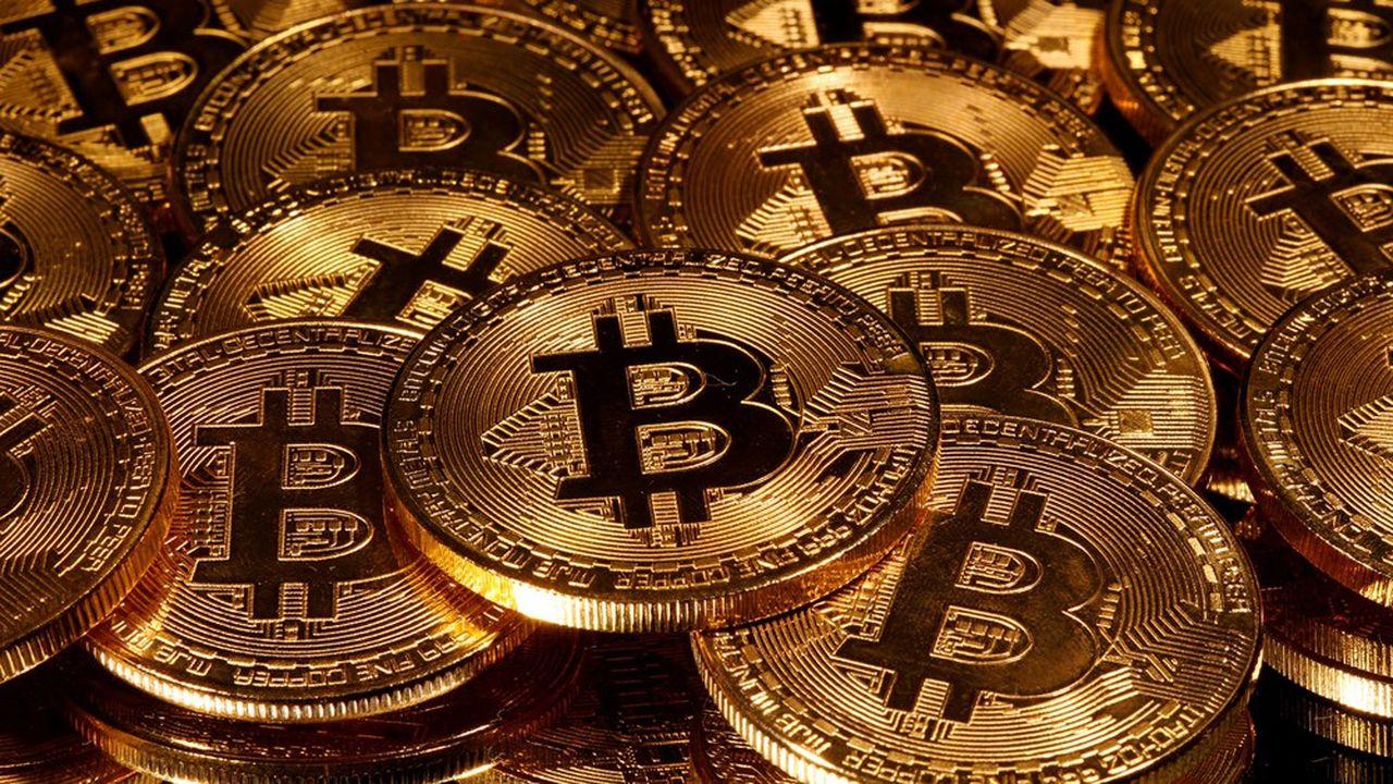 A 9.518,00dollars (8.575,00euros), le bitcoin a progressé de 33% depuis le début de l'année et de 14% sur un an