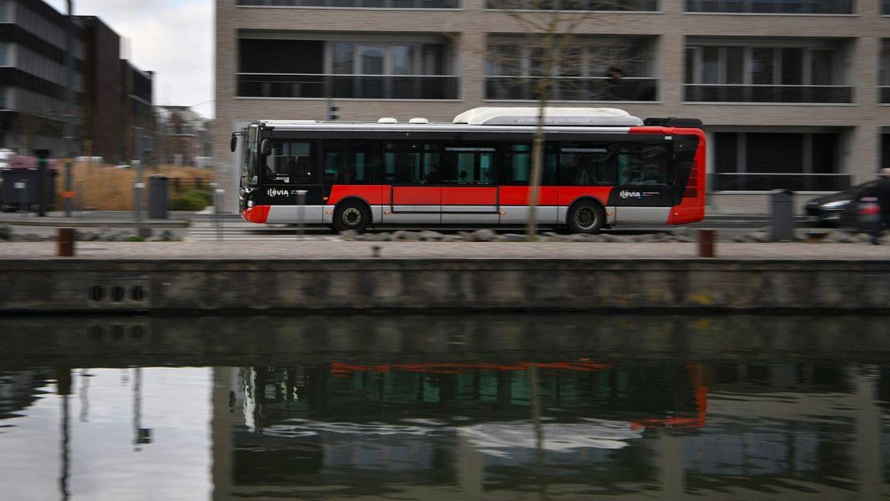 Lille est devenue la seule agglomération française dont la totalité des bus fonctionnent au GNV.
