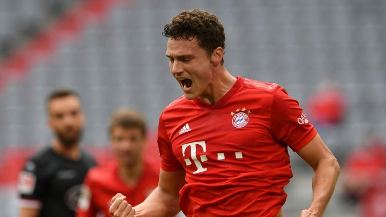 Les Français du Bayern: Pavard impérial, une mi-temps et puis s'en va pour Hernandez