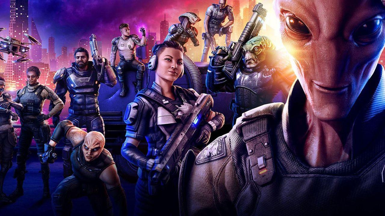 Jeux vidéo: XCom Chimera Squad, les nouveaux MIB
