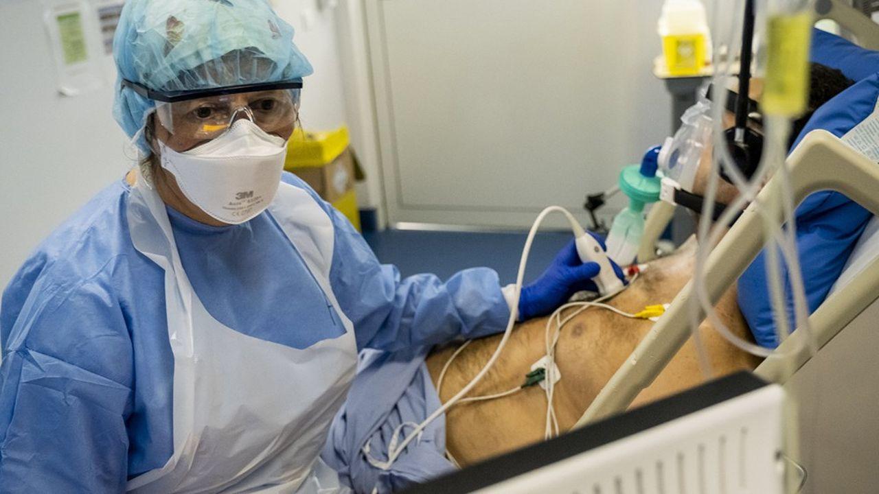 Le nombre d'arrêts cardiaques a doublé en région parisienne pendant la pandémie de coronavirus