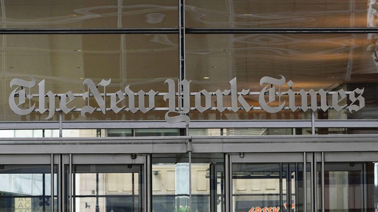 Le New York Times a franchi la barre des six millions d'abonnés début mai.