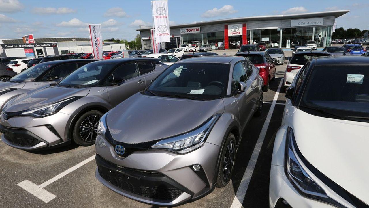 Les immatriculations de voitures neuves ont reculé en mai de 50,34% par rapport à la même période l'an dernier.