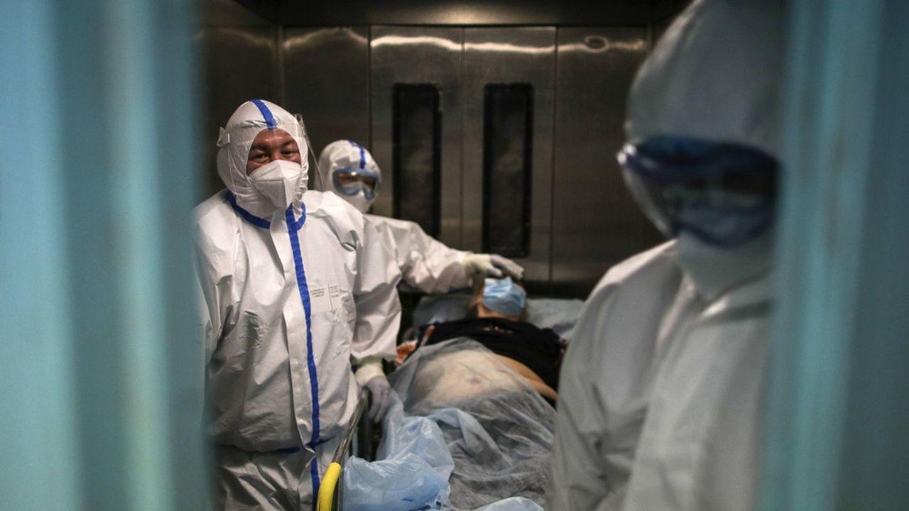 EN DIRECT Coronavirus : la Russie enregistre plus de 9.000 nouveaux cas