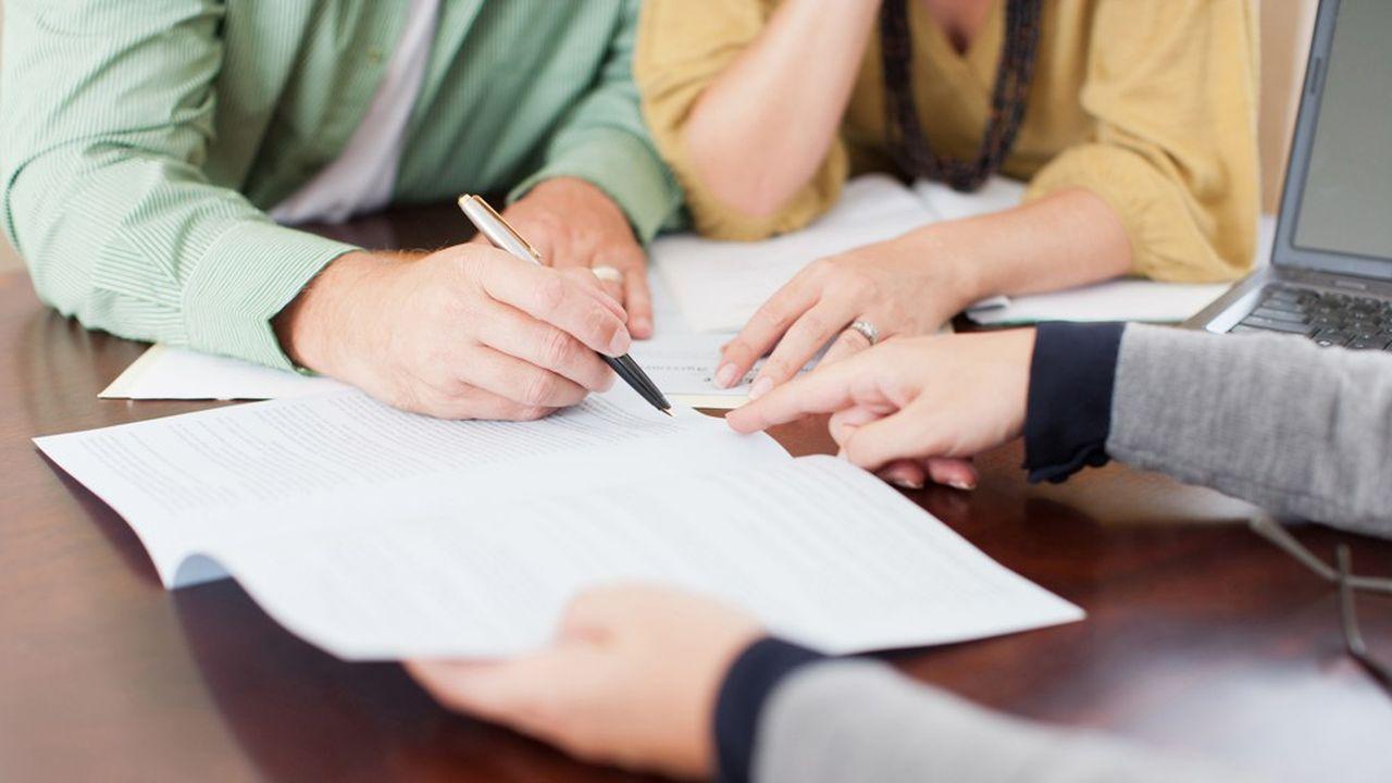 Les courtiers en crédit immobilier ont retrouvé entre 70 et 80% du volume d'activité de l'année dernière.