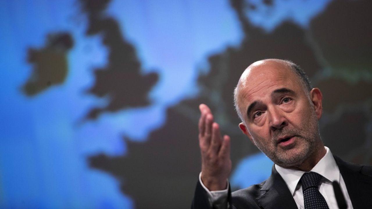 Pierre Moscovici estime que la Cour «aura un rôle primordial dans cette période post-Covid très particulière pour les finances publiques».