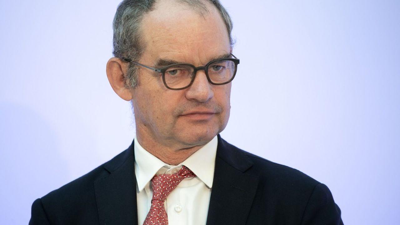 Patrick Jeantet avait été nommé chez Keolis en novembre2019, mais n'a pris ses fonctions officielles que le 1erfévrier dernier.