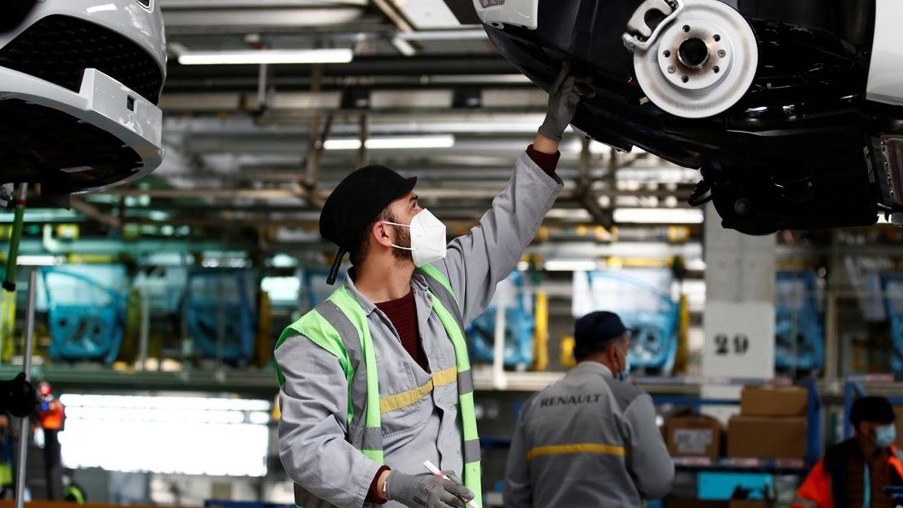 L'automobile est avec l'aéronautique l'un des deux secteurs cités par le gouvernement comme bénéficiaires potentiels du futur «régime d'activité partielle spécifique».