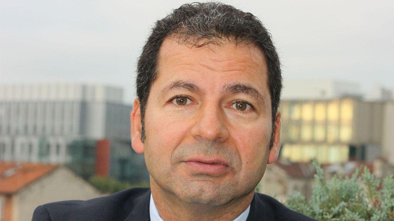 Henri Marraché, directeur général de France Energie