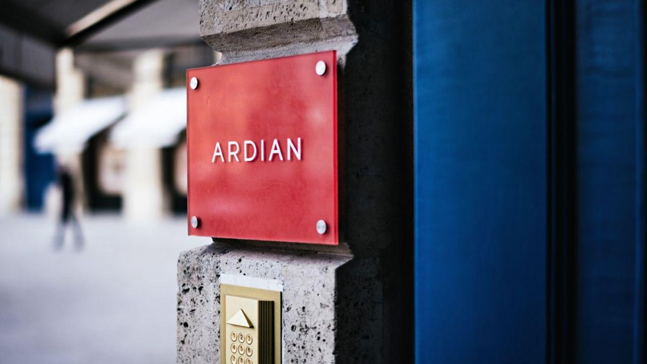 La société d'investissement Ardian lève un nouveau fonds de 19milliards de dollars.