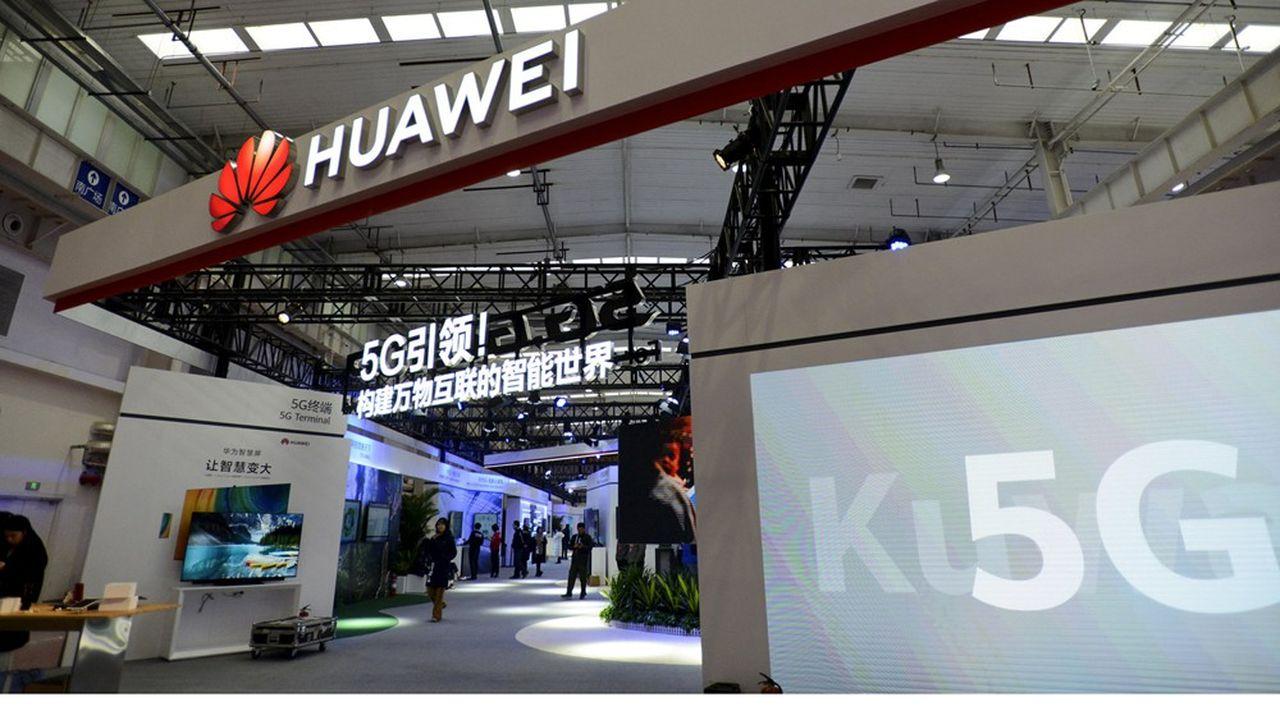 ESL Network a notamment comme client le groupe chinois Huawei à l'heure où la question du déploiement de la 5G s'affirme comme un enjeu majeur pour les Etats.